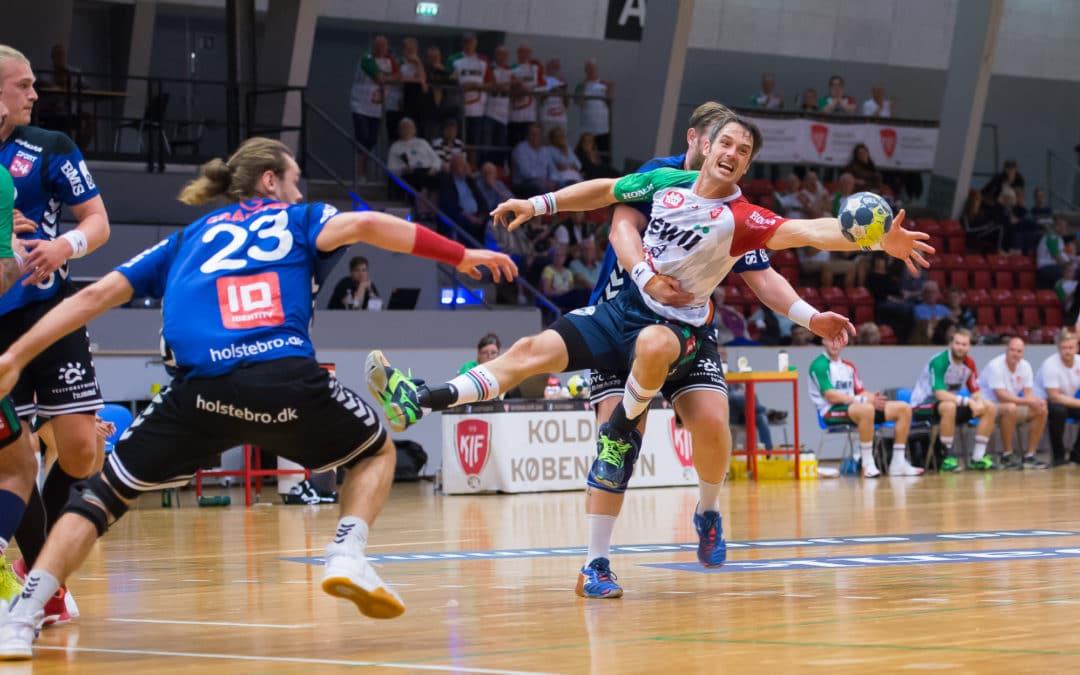 KIF Kolding København vs Team Tvis Holstebro